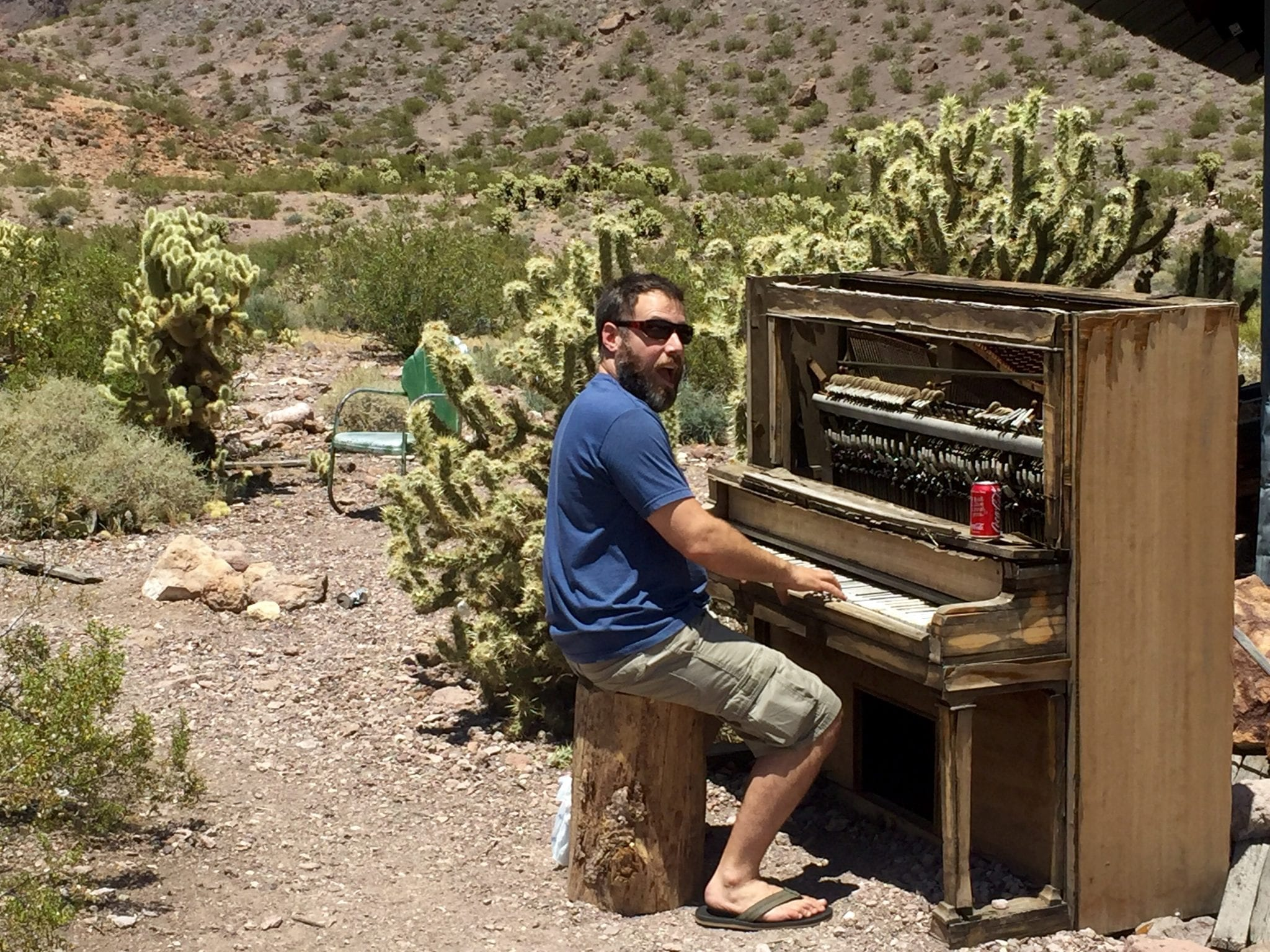 Player Piano El Dorado Canyon