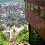 Johnstown Inclined plane funicular
